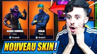 "🔴 FORTNITE with THE NEW ""LEGENDARY SKINS"" and GUIDED MISSILE!! (TOP 1 - DANSE)"