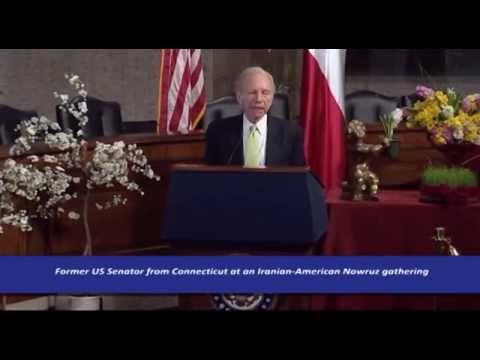 Joseph Lieberman: Mrs. Rajavi will prevail in ridding Iran of the mullahs' tyranny