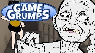 Game Grumps Animated - Gollum's House Party