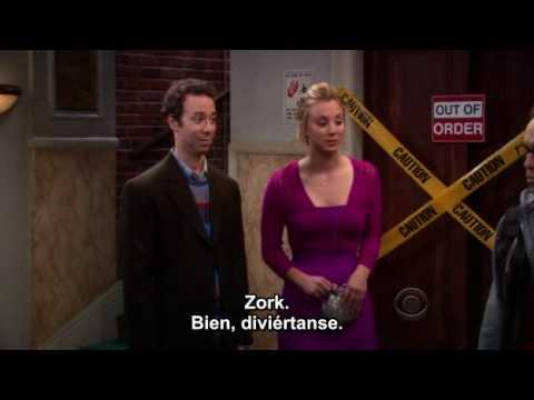 The Big Bang Theory - Zork Cameo -