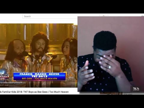 VOCAL COACH Reaction To TNT BOYS Bee Gees Too Much Heaven