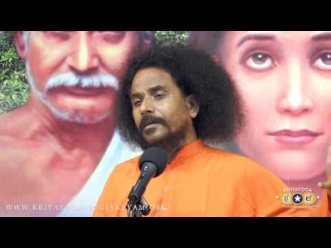 Kriyayoga Meditation is Practice of Spiritual Science (ENGLISH)