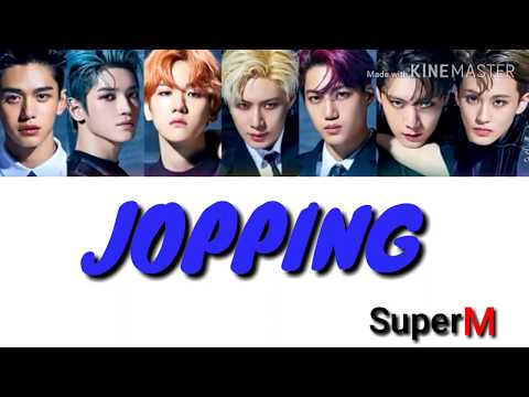 SuperM - Jopping [транскрипция] [кирилизация]