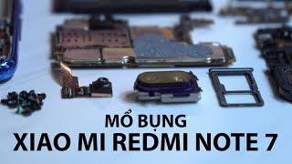 Mổ bụng Xiaomi Redmi Note 7