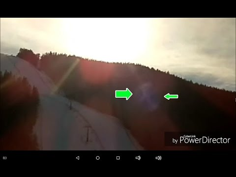 ✝Cross Projected,🔴 Crazy Red Circle Sunset,☀ Signs In The Sun Jesus Is Coming Soon!