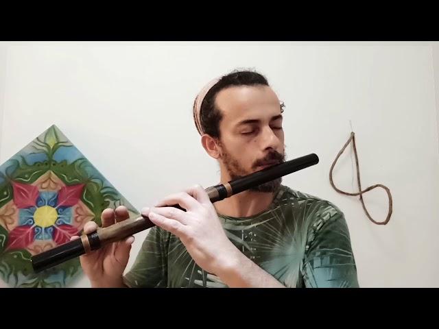 Flauta Al-Bahr - Hijaz - F