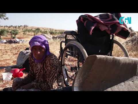 Forgotten People: Syria's Refugees