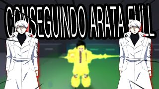 (ROBLOX) Ro-ghoul: CONSEGUIR ARATA FULL NO CCG VIDEO EPICO! #NARUTO5K