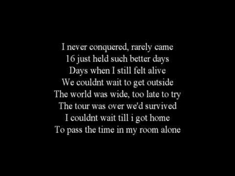 Blink 182 adams song karaoke