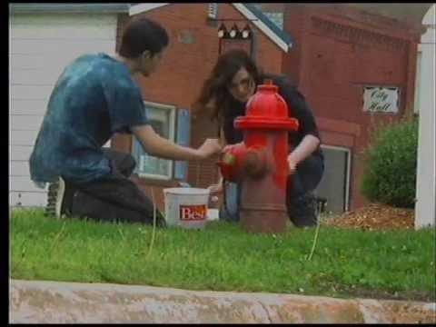 Van Buren High School students participate in Community Service
