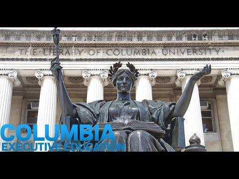 Webinar on Columbia's Global Banking Program