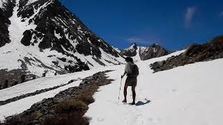 Hiking The Sierra Nevada - Horton Lakes Trail