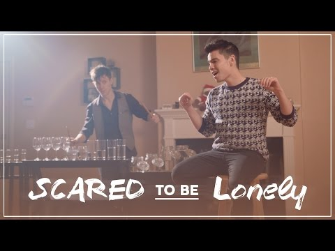 Scared To Be Lonely - Martin Garrix - Sam Tsui & KHS Cover