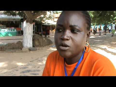 Interview Saly Solar Cooking Dakar