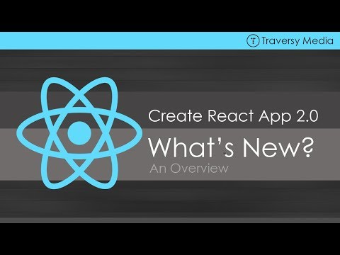 What's New In Create React App 2.0? thumbnail