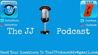 the jj podcast 8 wwe wrestlemania 33 update ufc more