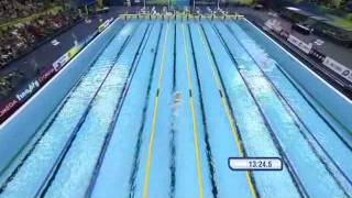 Shanghai Aquatics 2011 - Sun Yang is the new 1500M world record holder (Part 2 of 2)