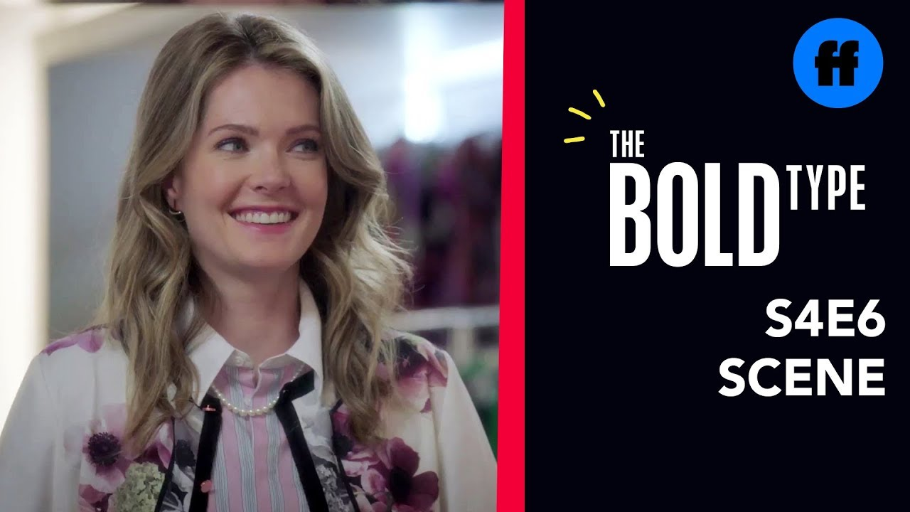 Download The Bold Type Season 4, Episode 6 | Sutton Gets Ready To Meet Richard's Mom | Freeform