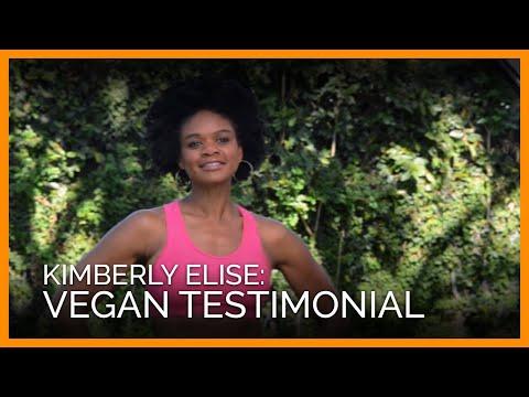 Kimberly Elise's Vegan Testimonial
