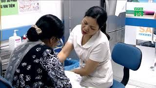 VTC14 | Đẩy sớm tuổi tiêm vắc xin sởi cho trẻ em
