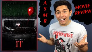 ASMR MOVIE REVIEW: IT (2017)