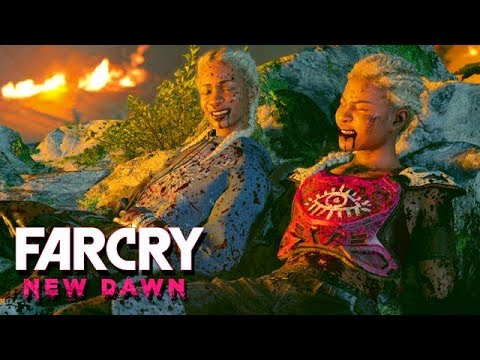 Far Cry New Dawn Gameplay German #31 - Zwillinge Boss Fight thumbnail