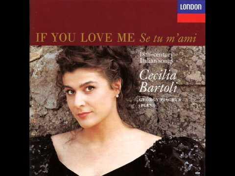 Cecilia Bartoli  Sposa son disprezzata