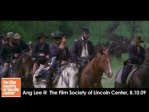 Ang Lee at the Film Society