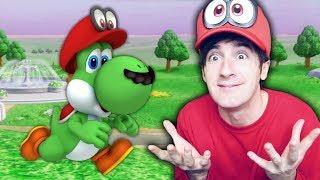 LA SORPRESA! Super Mario Odyssey #14