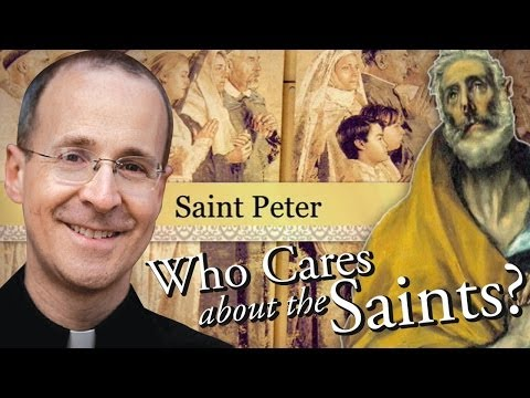 "St. Peter from ""Who Cares About The Saints?"" with Fr. James Martin, S.J."