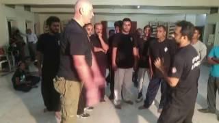 Вадим Старов Индия Система Спецназ (Захваты-Удары) Mumbai Seminar Grappling & Striking
