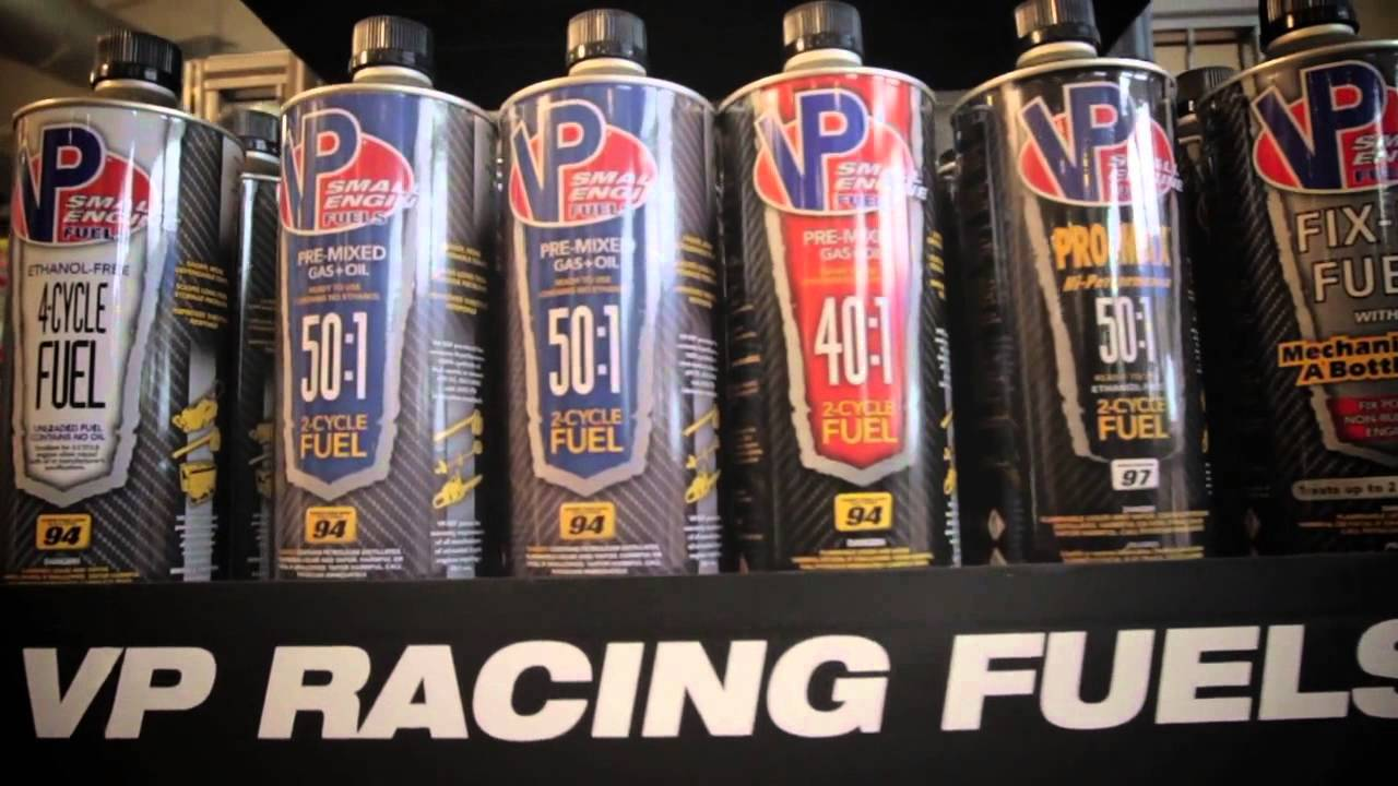 VP Racing Retail Fuel Stations Commercial -