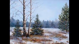 * Отдохнём на природе... Картины художника Елены  Покушевой
