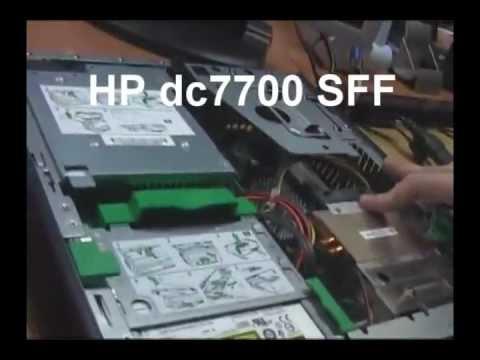 HP COMPAQ DC7700 VIDEO DESCARGAR DRIVER