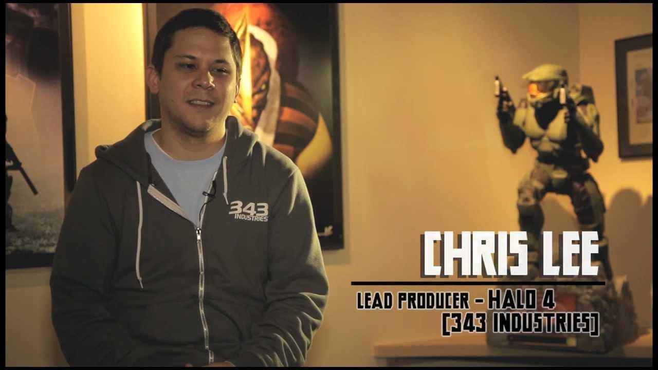 「343 industries Chris Lee」の画像検索結果
