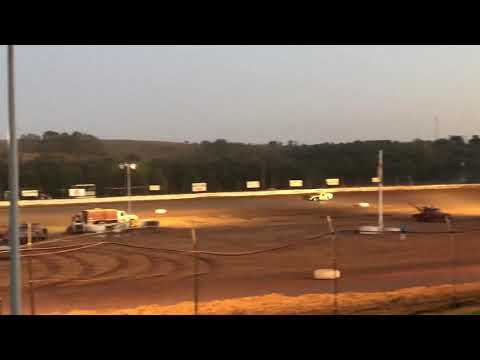Ump Modified Qualifying action @ midway speedway 10/5/19