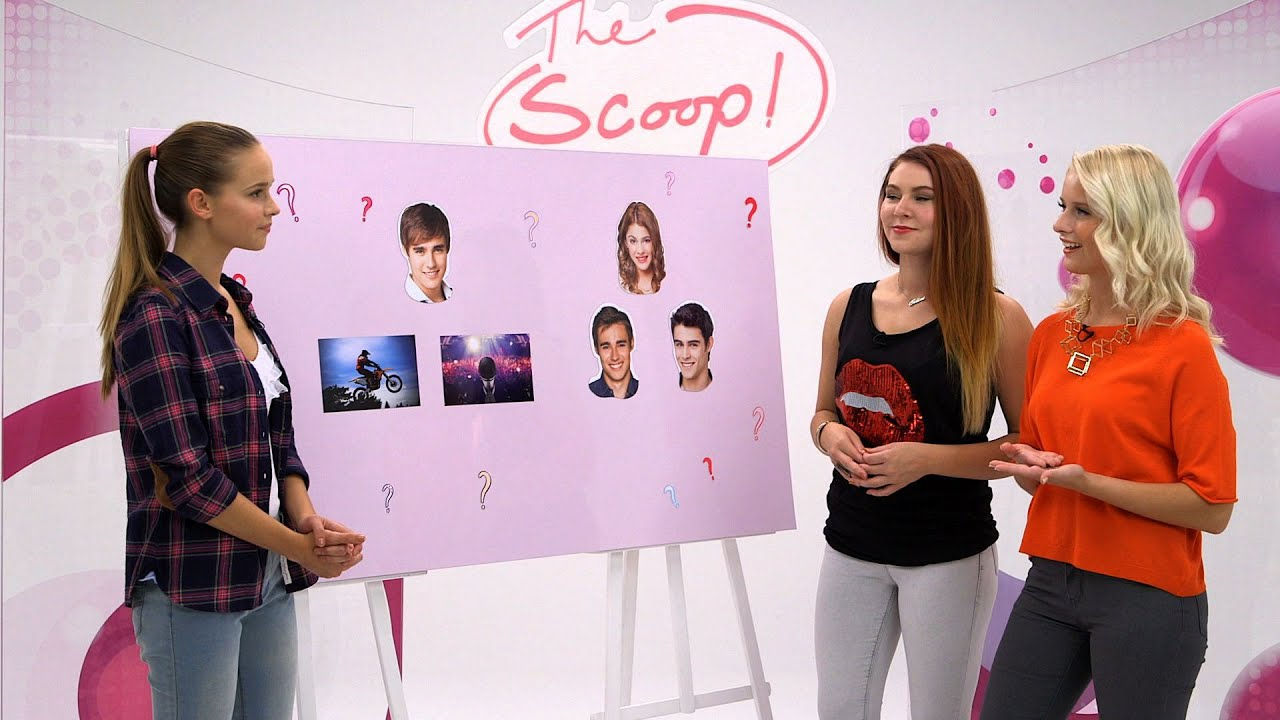 Violetta the scoop s song 2 avsnitt 6 disney channel - Violetta disney channel ...