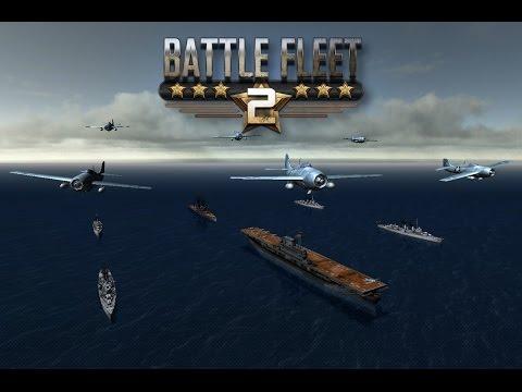 Battle Fleet 2, Naval Strategy Game Trailer