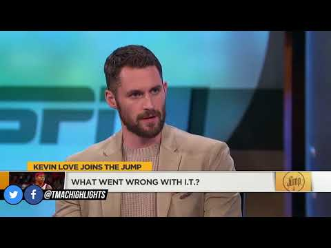 Kevin Love Explains What Went Wrong With His Childhood Teammate Isaiah Thomas  The Jump