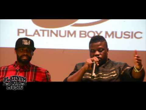 Platinum Boy Music Presents... Music 101- The City College Of New York