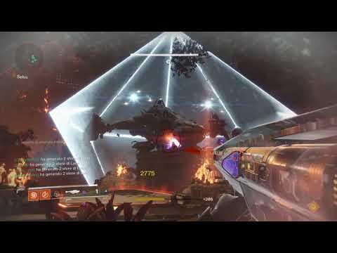 Destiny 2 -  One phase Argos World first