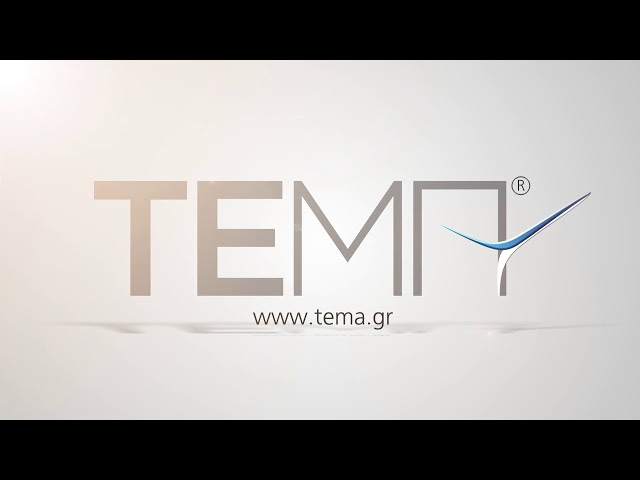 TEMA logo animation