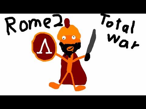 Rome 2 Total War | Sparta gegen Ägypten (In Jerusalem)