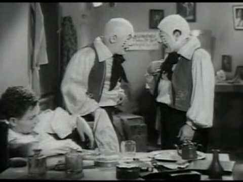 Broadway to Hollywood - Moe and Curly of the Three Stooges