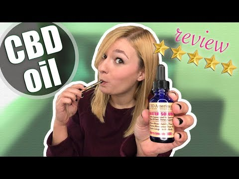 Does CBD oil really help anxiety? 2 MONTH REVIEW