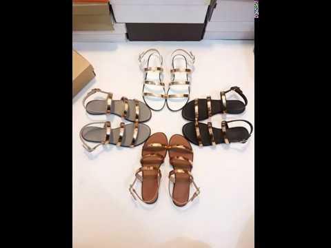 Giày sandal chiến binh – Giày thiết kế cao cấp GAFA   Tất tần tật thông tin về thời trang nữ