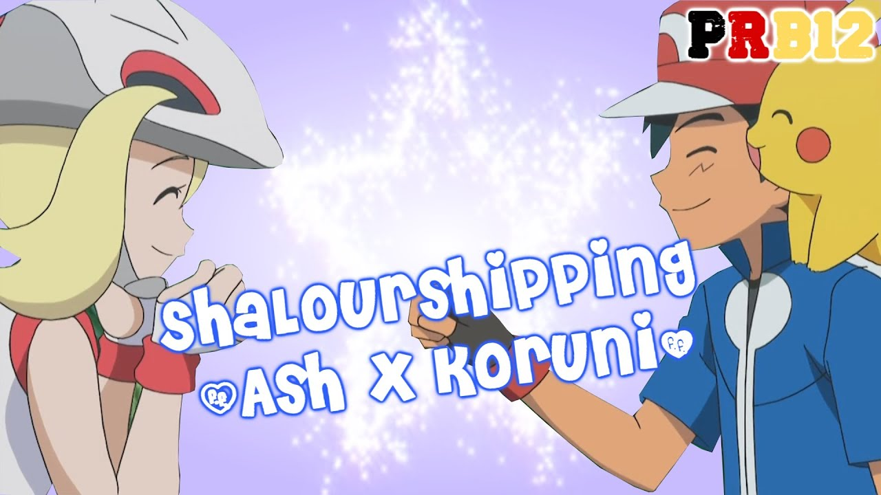 Girls xxx in and Ash pokemon have the