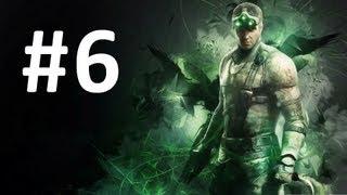 Splinter Cell: Blacklist 1080p HD Gameplay Walkthrough Part 6 - Insurgent Stronghold - Tri-Rotor