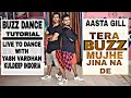 Buzz Aastha Gill Ft Badshah Dance Tutorial Livetodance With Yashvardhan Kuldeep Indoria  Mp3 - Mp4 Download