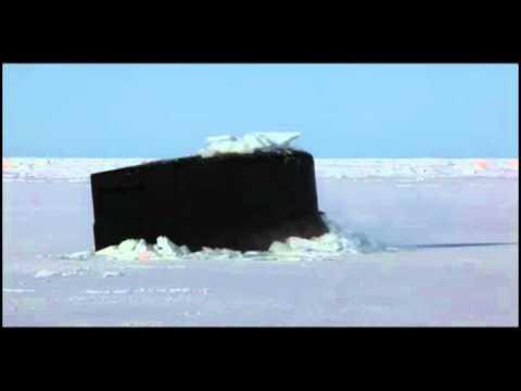 Navy Secretary Visits Arctic Lab, ICEX #3